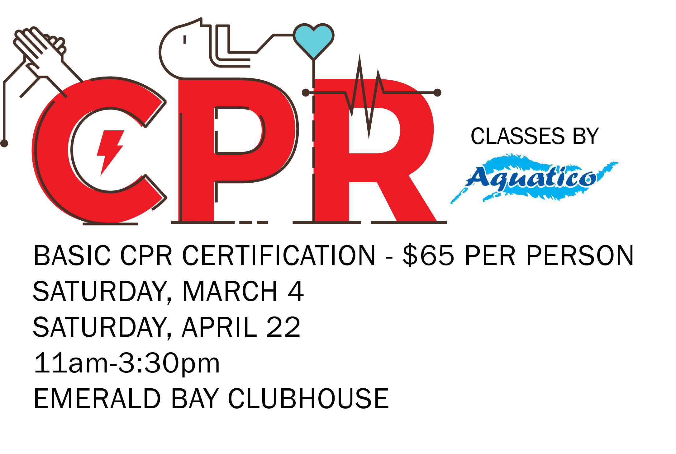 Cpr and pool safety awareness classes for shadow creek ranch community cpr certification american red cross for professionals xflitez Gallery